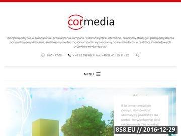 Zrzut strony Prowadzenie kampanii reklamowych online