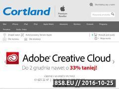 Miniaturka domeny cortland.pl