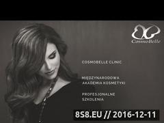 Miniaturka domeny cosmobelle.pl