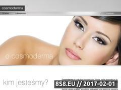Miniaturka domeny www.cosmoderma.pl