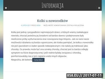 Zrzut strony Sklep internetowy cosmoterm armatura kuchenna i łazienkowa