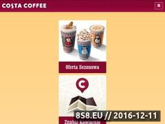Miniaturka domeny costacoffee.pl