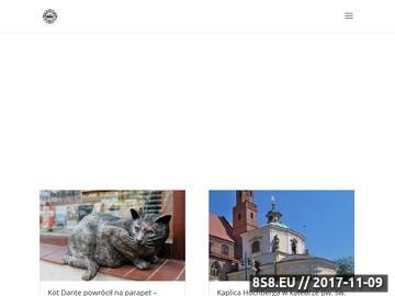 Zrzut strony Blog o Wrocławiu