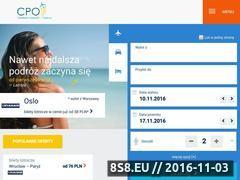Miniaturka domeny www.cponline.pl