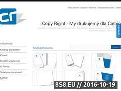 Miniaturka domeny crdruk.pl