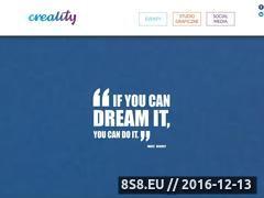 Miniaturka domeny creality.pl