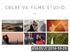Miniaturka domeny creativefilms.pl