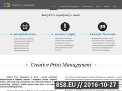 Miniaturka domeny creativepm.pl