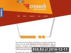 Miniaturka domeny www.creaweb.pl
