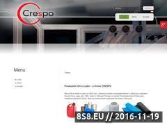 Miniaturka domeny crespo.pl