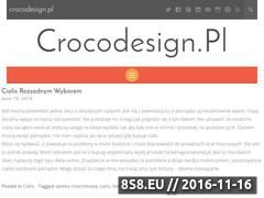 Miniaturka domeny www.crocodesign.pl