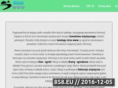 Miniaturka domeny www.croll-art.pl