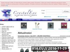 Miniaturka domeny www.crystaleye.pl