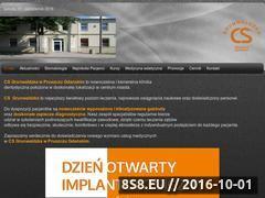Miniaturka domeny www.cs-grunwaldzka.com