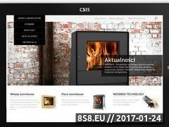 Miniaturka domeny www.csis.pl