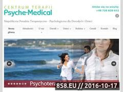 Miniaturka domeny www.ctpsyche-medical.pl