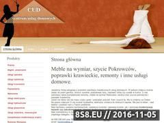 Miniaturka domeny cud.waw.pl