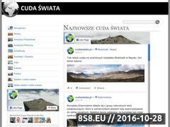 Miniaturka domeny cudaswiata.pl