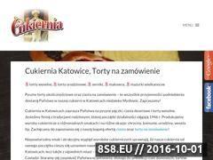 Miniaturka domeny www.cukierniatortykatowice.pl