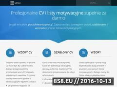Miniaturka domeny cvninja.pl