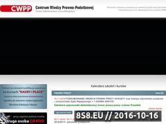Miniaturka domeny cwpp.pl