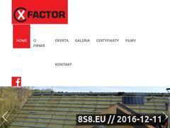 Miniaturka domeny cxfactor.com.pl