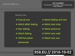 Miniaturka domeny cyberrandka.eu