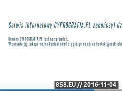 Miniaturka domeny cyfrografia.pl