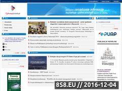 Miniaturka E-administracja (www.cyfrowyurzad.pl)
