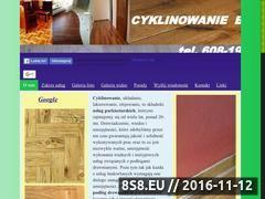 Miniaturka domeny cyklinowanie-bydgoszcz.eu
