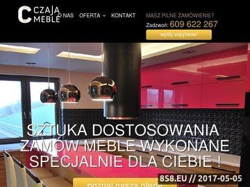 Zrzut strony Kuchnie na zamówienie Gdańsk