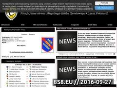 Miniaturka domeny czarnipolaniec.npx.pl