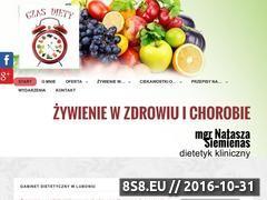 Miniaturka domeny czas-diety.pl