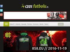 Miniaturka domeny www.czasfutbolu.pl