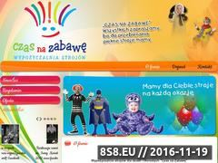 Miniaturka domeny czasnazabawe.com