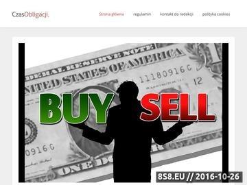 Zrzut strony Obligacje korporacyjne, gdzie kupić?