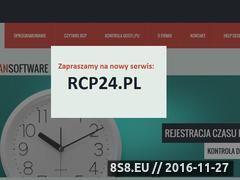 Miniaturka domeny czaspracy.pl