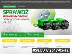 Miniaturka domeny www.czaspracykierowcow.com.pl