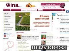 Miniaturka domeny czaswina.pl