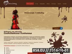 Miniaturka domeny www.czekoladowafontanna.com