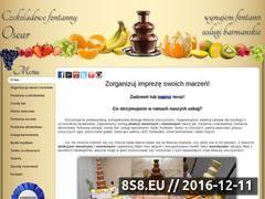 Miniaturka domeny czekoladowefontanny-imprezy.pl