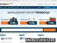 Miniaturka domeny czerwonafasola.pl