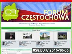 Miniaturka domeny czestochowaforum.pl