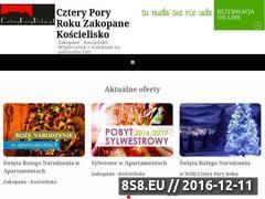 Miniaturka domeny www.czteryporyroku.pl