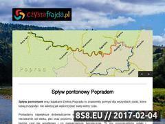 Miniaturka domeny czystafrajda.pl