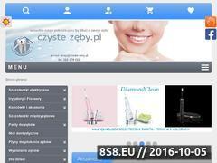 Miniaturka domeny www.czyste-zeby.pl