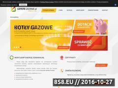 Miniaturka domeny www.czystegrzanie.pl