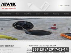 Miniaturka domeny czyszczenie-kanalizacji.eu