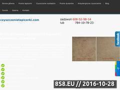 Miniaturka domeny czyszczenie-tapicerki.pl