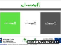 Miniaturka domeny d-well.eu